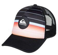 Quiksilver Highline Swell Trucker Hat Boys in Black c87b4500d9bf