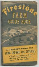 1946 Firestone Farm Guide Book