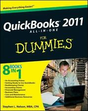 QuickBooks 2011 All-in-One For Dummies-ExLibrary