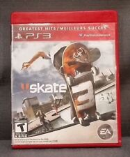 Skate 3 (Sony PlayStation 3, 2010) PS3 Video Game