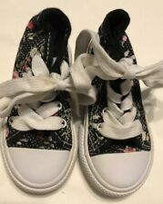 Kidgets Sneakers Toddler High Top Floral Print  Size 9