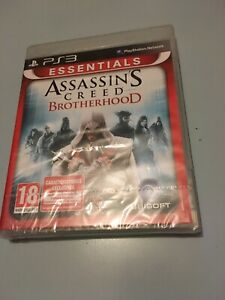 ❤️ Playstation 3 Neuf Sous Blister Pal Fr Assassin's Creed brotherhood ps3 jeu