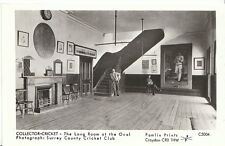 Surrey Sports Postcard - Cricket - The Long Room at The Oval  2255