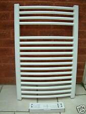 Bristan Rosanna Curved Ladder Towel Rail 760 x 500 White NEW & Boxed