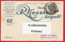 Casa Editrice Stabilimento Tipografico R.Noccioli Empoli ( Fi ) 1929