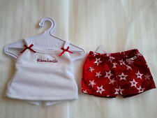 New American Girl -  Star Tank and pants SET