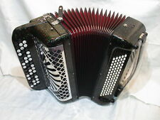 DIASINI ( C-Griff ) 80 Bass,  Akkordeon, Koffer, Gurte, accordion, acordeon