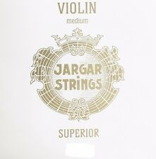 Genuine Jargar SUPERIOR violin A string  4/4  --medium Gauge