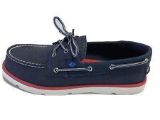 Sperry, Leeward Sport, Navy, Youth Boy's Size 7M, Shoes
