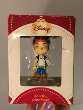 🔴 DISNEY JAKE AND THE NEVERLAND PIRATES HOLIDAY CHRISTMAS TREE ORNAMENT NIB A2