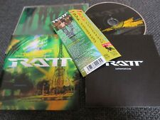 RATT / infestation /JAPAN LTD CD OBI