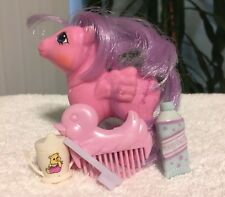 Vintage G1 My Little Pony Baby North Star Toy