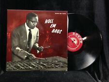 Milt Jackson-Roll 'Em Bags-Savoy 12042-DG RVG KENNY DORHAM