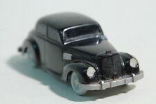 281 TYPE 2 C Wiking Voiture De Police Mercedes 220 1954 - 1960/Noir