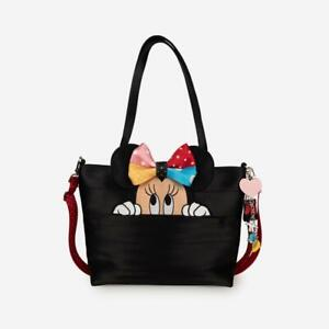 Harveys Disney Minnie Mouse Streamline Tote / Lots Of Dots