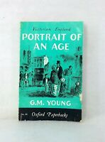 Victorian England: Portrait of an Age G. M. Young vintage paperback Oxford #12