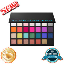 Sephora PRO Editorial Deluxe Eyeshadow Palette - 28 Editorial Color Story Shades