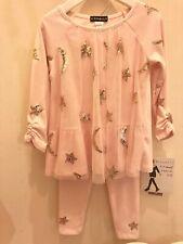 BARGAIN DESIGNER SALE KATE MACK Moon star Outfit Girls Age 12m bnwt Rrp £68.99