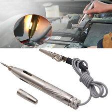 Auto Car Motorcycle Circuit Tester 6V 12V 24Volt Gauge Test Voltmeter Light Bul
