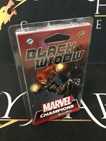 Marvel Champions Black Widow Hero Pack - Fantasy Flight Games (Genuine Sealed)