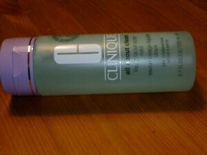 Clinique Liquid Facial Soap Mild Dry Combination Skin 200ml - NEW