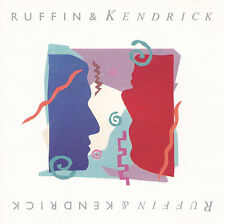DAVID RUFFIN and EDDIE KENDRICK - CD - RUFFIN & KENDRICK