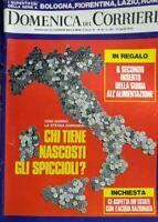 DOMENICA DEL CORRIERE N.16 1973