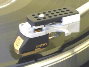 """Dual 731Q 714Q Halbzoll Adapter 1/2"""" Headshell Umrüstsatz 731 714 Silber"""