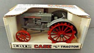 "ERTL Case Model ""L"" Tractor 1/16 Scale Die Cast Metal"