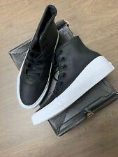New Converse Quantum Lunarlon Leather High Top Trainers Shoes Size UK 4.5 EU 35