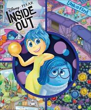 Disney Pixar's animated film Inside Out Look and Find PI Kids