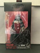 Star Wars Black Series: Darth Vader (Emperor's Wrath) Exclusive (NIB)