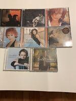 8 CDs(George Strait, Shania Twain, Josh Turner And More)