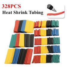 328Pcs Assorted Heat Shrink Tube Wrap Wire Cable Insulated Sleeving Tubing Set