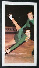 Russian Womens Ice Skating Star    Irina Rodnina   USSR  Colour Photo Card