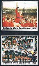 Football Antiguan & Barbudan Stamps (1981-Now)