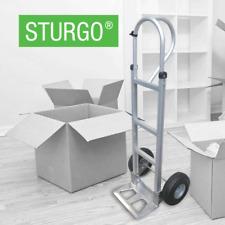STURGO Aluminium Hand Trolley - 250kg Capacity Perth