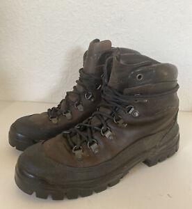 Danner Combat Hiker Boots 43513X Brown Leather Vibram Men's Size 9