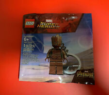 LEGO Marvel Super Heroes - 5005244 Teen Groot Key Chain Polybag - Brand NEW