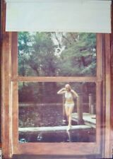 REAR WINDOW Vintage 1972 PIN UP PERSONALITY poster 30x45 Beautiful naked woman