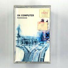 RADIOHEAD OK COMPUTER Sealed Cassette Tape OG 1997 Rare