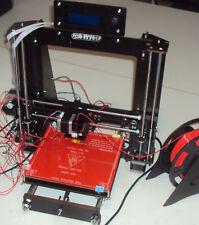 3D Drucker, fast neu, fertig aufgebaut, getestet. Ich berate Sie auch über CAD.