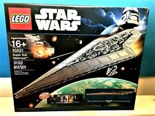 LEGO Star Wars Super Star Destroyer 10221 UCS Ultimate Collector Series *NEW*