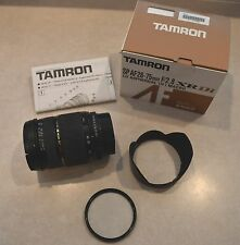 TAMRON SP AF 28-75mm F/2.8 XR Di LD Aspherical[IF]MACRO Pentax Camera Lens w/Box