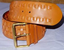 $295 NWT Authentic Ralph Lauren Leather Belt M