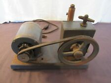 Welch Vacuum Pump Model 1410 Working Tested Condition 1/3 HP 1725 RPM 115 V