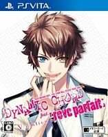 Normal Edition  DYNAMIC CHORD feat. [Rve parfait] V edition - PS Vita Japan