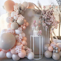 105 Pcs Latex Macaron Balloon Combination Set/Gold Ballons Garland Arch Kit E7G1