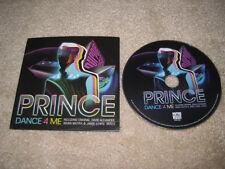Prince Dance 4 Me Remix 6 track CD Single original NPG Music Very Rare CD