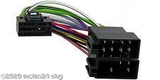 JVC Autoradio Kabel Radio Adapter 16 pin Stecker ISO KD
